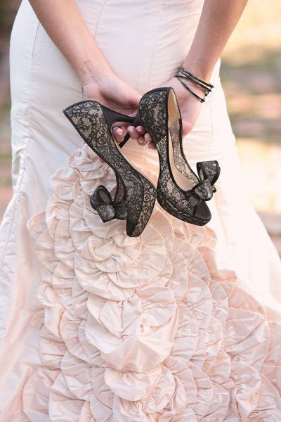 Wedding Shoes Revisited » Inspiring Pretty