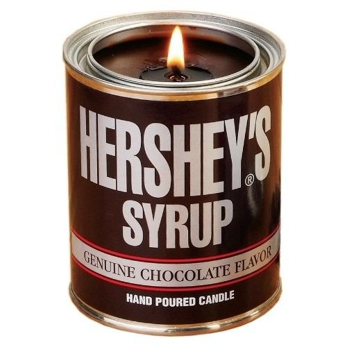 Hershey's Chocolate Scented Candle  #MadeinUSA #AmericanMade #USAMade #Gifts #AmericanMadeGifts #MothersDay