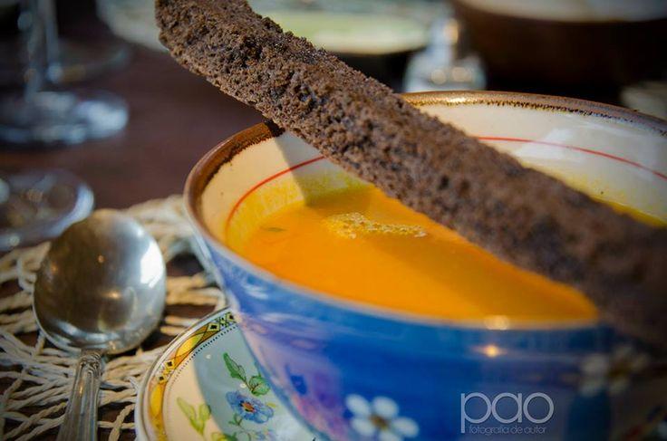 Soup. LUMA (Hotel & Resto Boutique,Patagonia)
