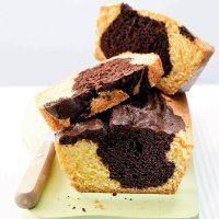 Le cake marbré - Marie Claire Idées