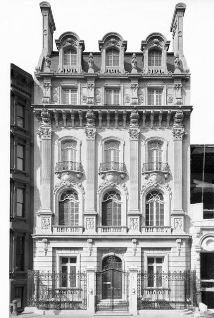 Daytonian in Manhattan: The 1899 Fabbri Mansion -- No. 11 East 62nd Street