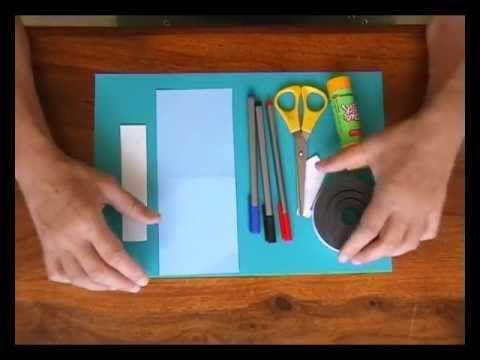 Manualidad para el dia del padre marca paginas bookmark - Paginas de manualidades ...