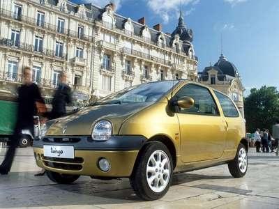 Renault Twingo .... again