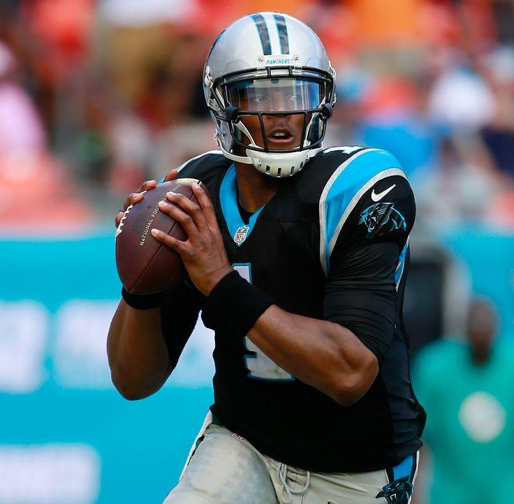 Cam Newton: Carolina Panthers Elite Quaterback