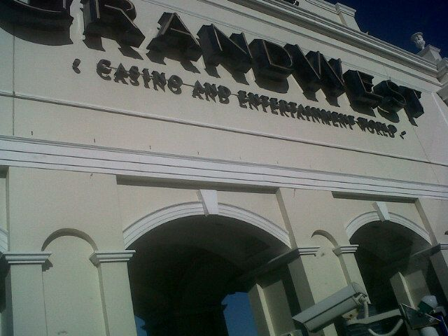 GrandWest Casino And Entertainment World in Goodwood, Western Cape