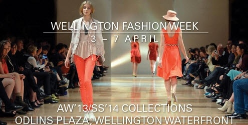 Wellington Fashion Week 2013 -     wellington fashion week is a showcase of new zealands top fashion designers.     twoWORLDs showed us classic tailoring and clean lines and colour blocking interposed with interesting patterns.  The colours used by the designer were vibrant, and patterns were cleanly integrated into the collection. Ruffled shirts were classically styled with peplum jackets and silk jumpsuits completed the collection