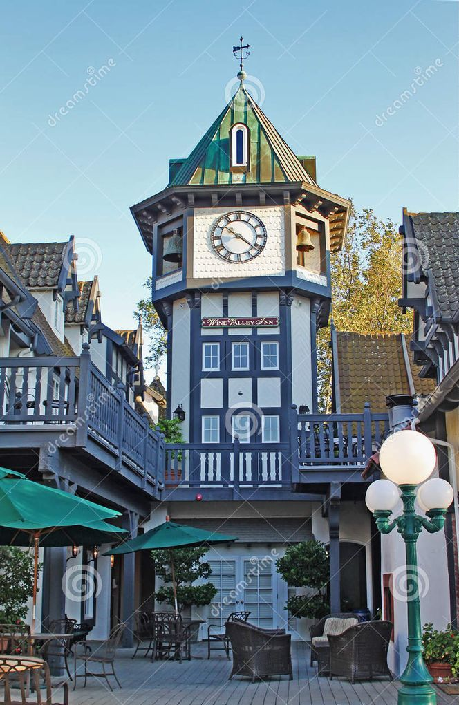 Another great place for shopping is the Danish town of Solvang, California in Santa Barbara, California (Paul Topp)
