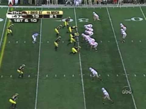 Ohio State Football Top 10 plays of the 2000's
