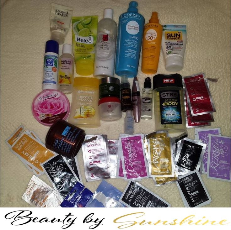 Empties December 2015 ~ Beauty and Fashion by Sunshine