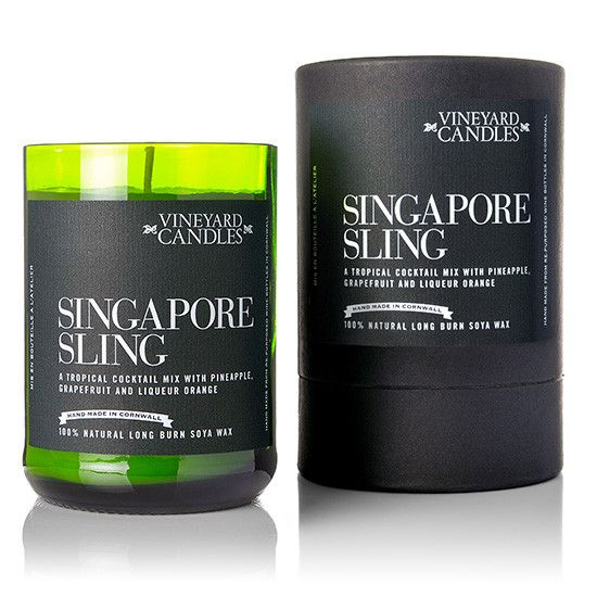 Vineyard Singapore Sling Candle