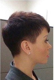 Right profile
