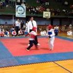 Bella Vista es sede del 1º Nacional de Taekwondo