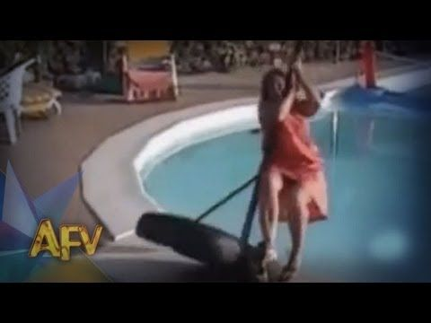 For a quick party video instead of trying to find a G-Rated Movie. America's Funniest Home Videos Best Of Compilation | AFV - YouTube