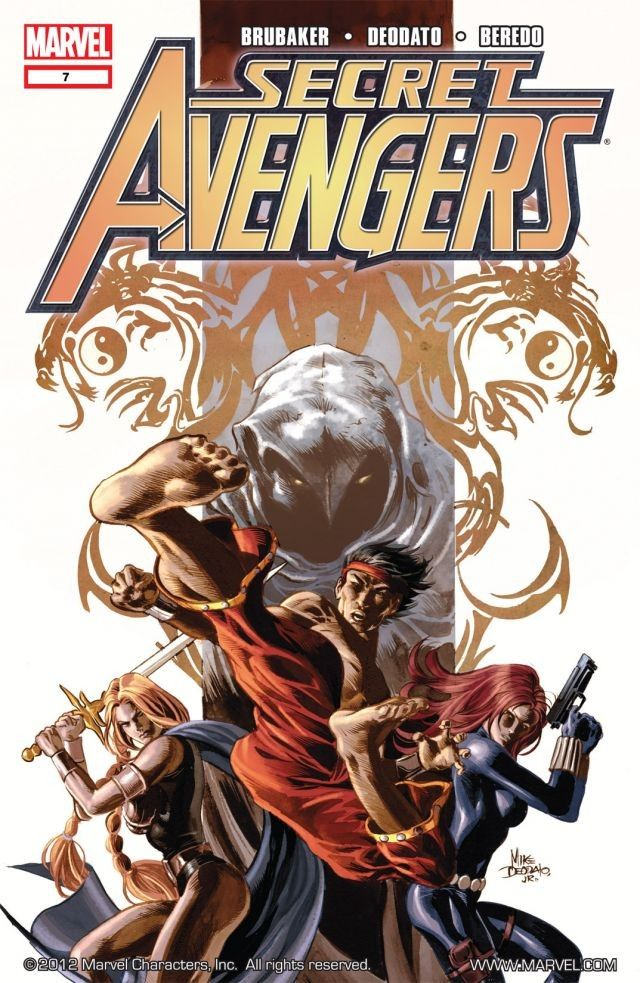 Secret Avengers 2010 2012 7 Comics By Comixology Secret Avengers Avengers Marvel