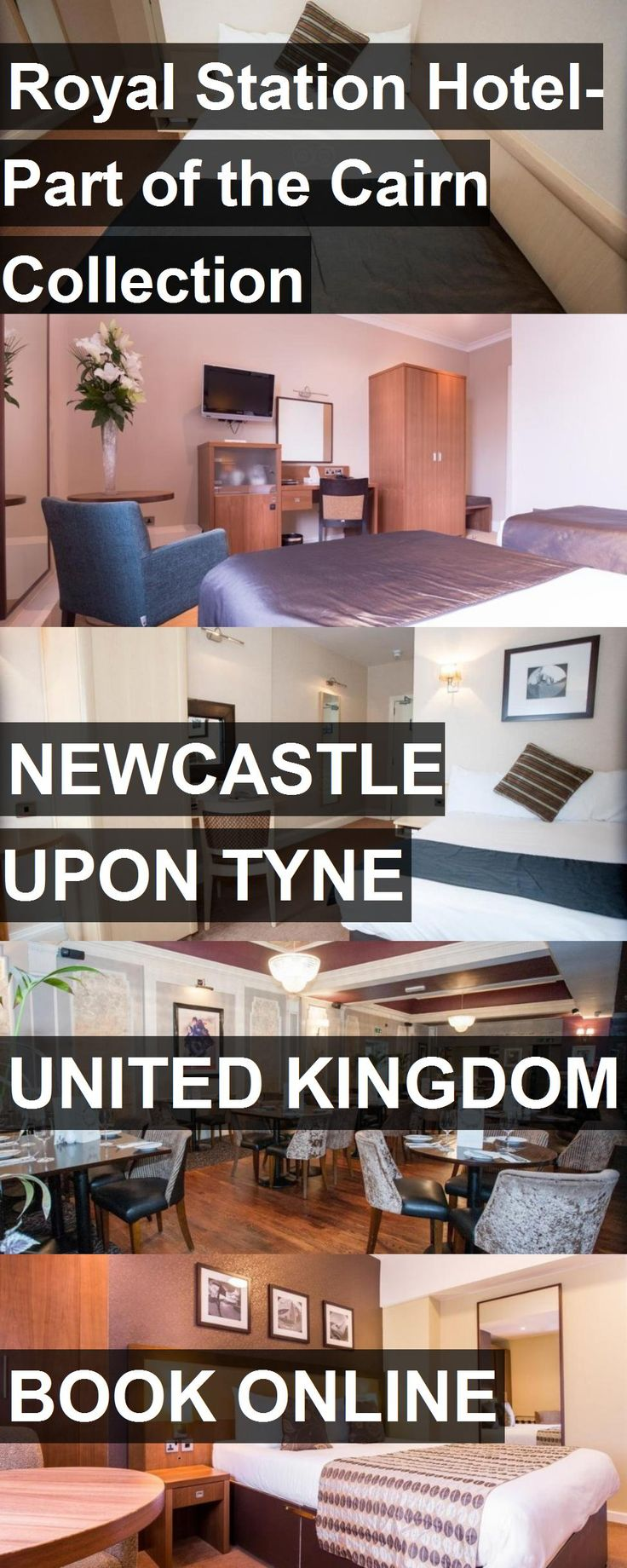 Royal Station Hotel- Part of the Cairn Collection in Newcastle upon Tyne, United Kingdom. For more information, photos, reviews and best prices please follow the link. #UnitedKingdom #NewcastleuponTyne #travel #vacation #hotel