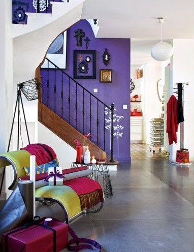7 best deco couloir images on Pinterest Interior doors, Color