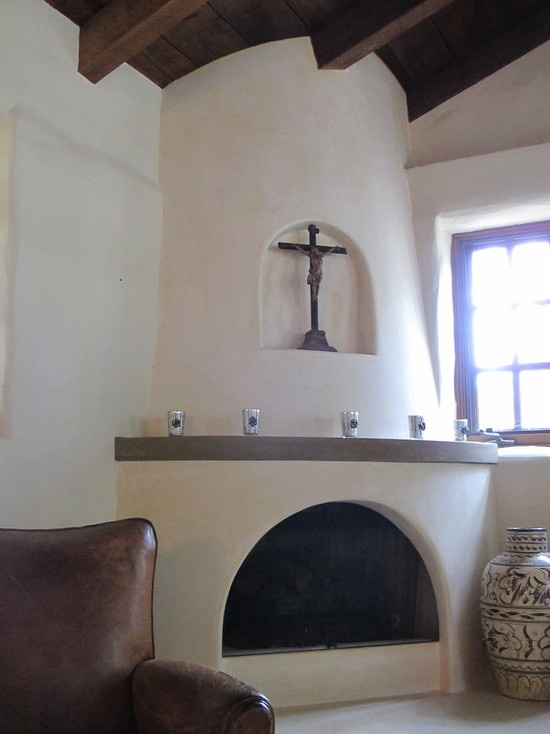 Spanish Fireplace Design Ideas Pictures Remodel And Decor