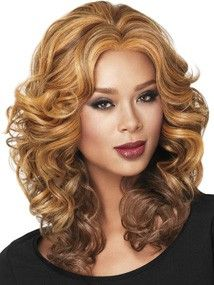 Casual Curl by Sherri Shepherd - NOW - Lace Front Wig