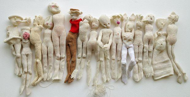 Ebenbilder, by Marita Kratz. Click to enlarge