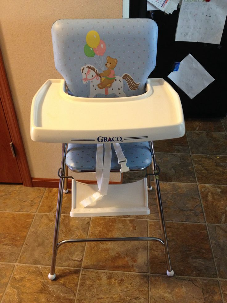 Graco High Chair Late 80 S Baby Favorites Pinterest
