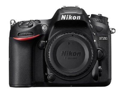 Nikon D7200 Kamera DSLR - Hitam [Body Only] | specification
