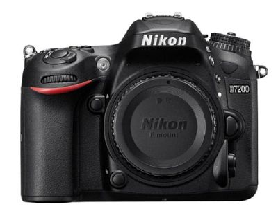 Nikon D7200 Kamera DSLR - Hitam [Body Only] | specification