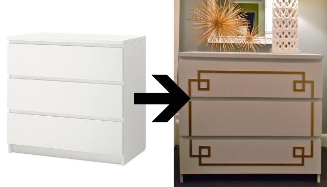 Ikea malm dresser inspo from mint love social club for Malm kommode weiay