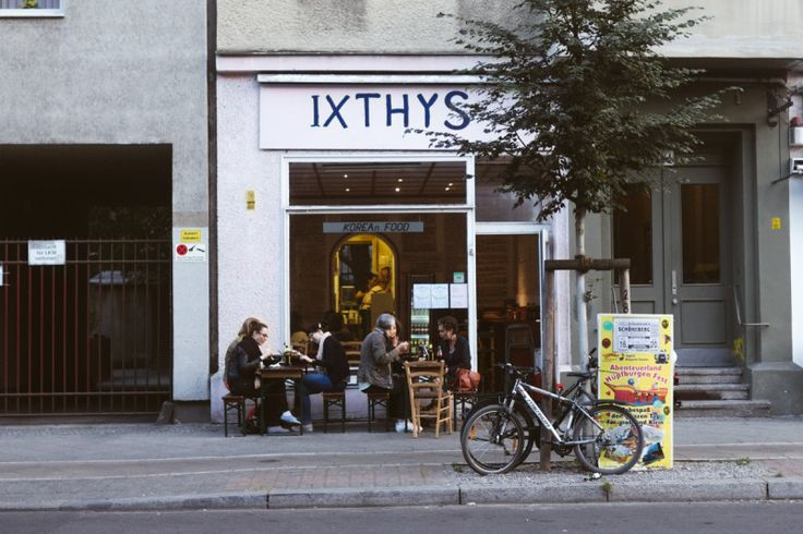 IXTHYS Korean Food in Schöneberg | finding berlin