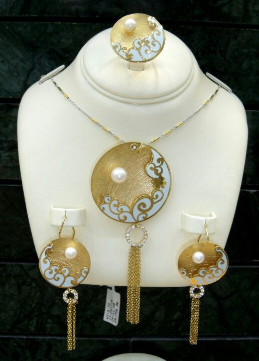 Jewellery designs and collections from Saudi Arabia