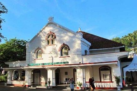 The Heritage and Creative City; Sedikit Tentang Tempat Wisata di Kota Sawahlunto