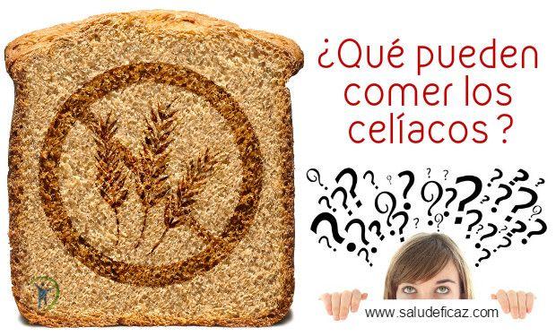 que alimentos comen los celiacos