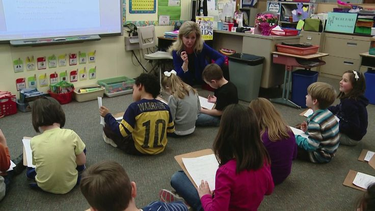 Milton Terrace North Elementary School: First Grade English Language Arts. This English Language Arts Common Core video features first grade students from Milton Terrace North Elementary School located in Ballston Spa, NY. This lesson demonstrates Focus Standard RI 1.1 ask and answer questions about key details in a text and highlights ELA Common Core Instructional Shift 4 (Text-based answers).