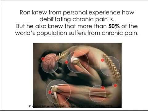 Video showing you how you can cure pain with this medicine.