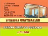 Viviendas del Valle  El sueño de la casa propia    - Casas Prefabricadas a un precio único de contado , créditos personales con mínimos requisitos.