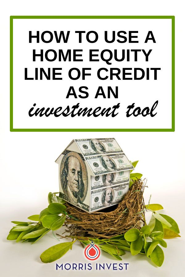 how to use your equity
