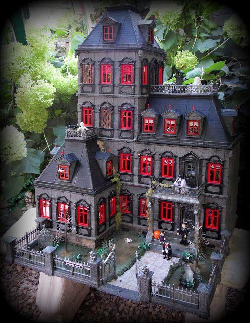 Gothic House ~ Emma.J's Creations