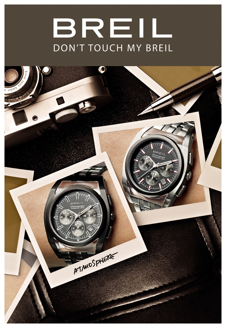All new collection Breil Watches @ www.lojasgois.com