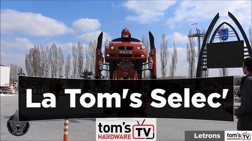 Tom's TV : la Tom's Selec' N°6, notre zapping du web (TomsHardware)