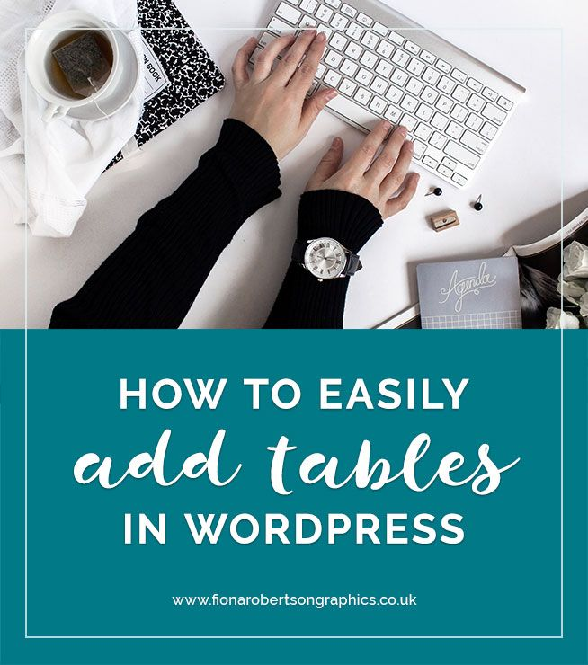 There's no easy way to create tables built in to WordPress but TablePress is a plugin designed to make creating tables really simple. And you don't have to use any HTML if you don't want to! Find out how to easily add tables in WordPress with TablePress.