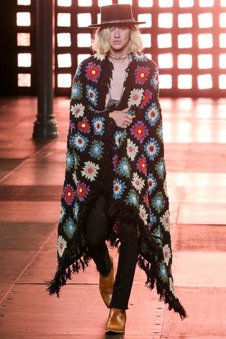Saint Laurent   Spring 2015 Menswear Collection  