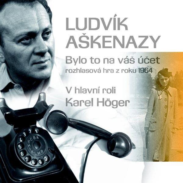 iTunes Cover Studio.cz: Ludvík Aškenazy: Bylo to na váš účet - rozhlasová ...