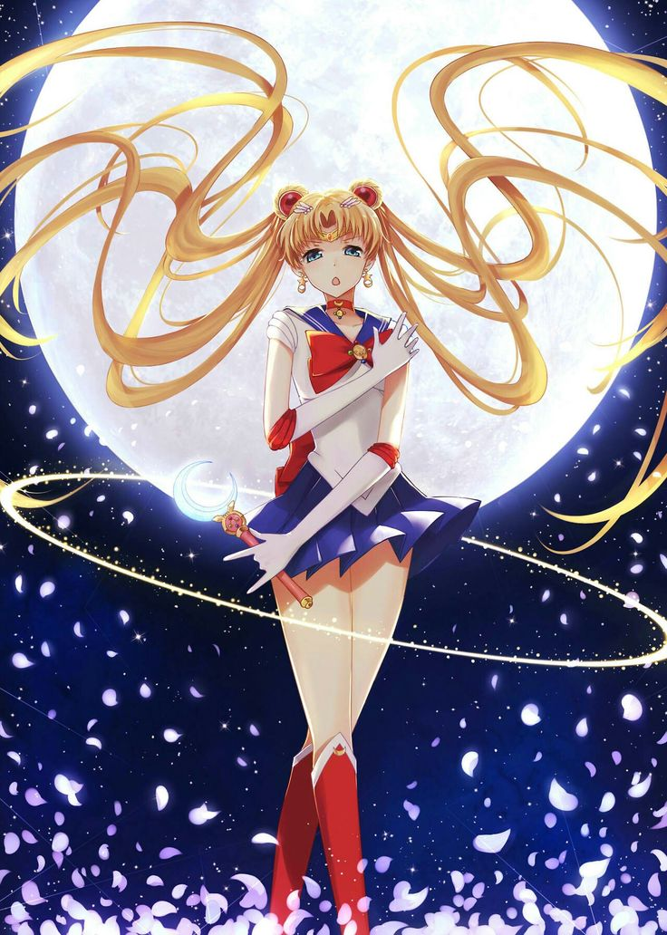 Beautiful Sailor Moon