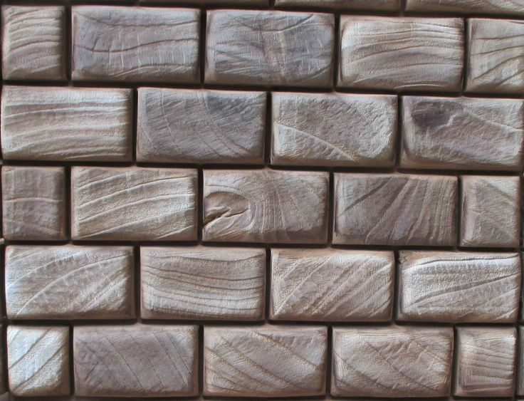 This furniture surface is made from small leftover wood and put it like bricks collating. It is then finished with rustic finishing. More info, e-mail to: dbestfurni@yahoo.com