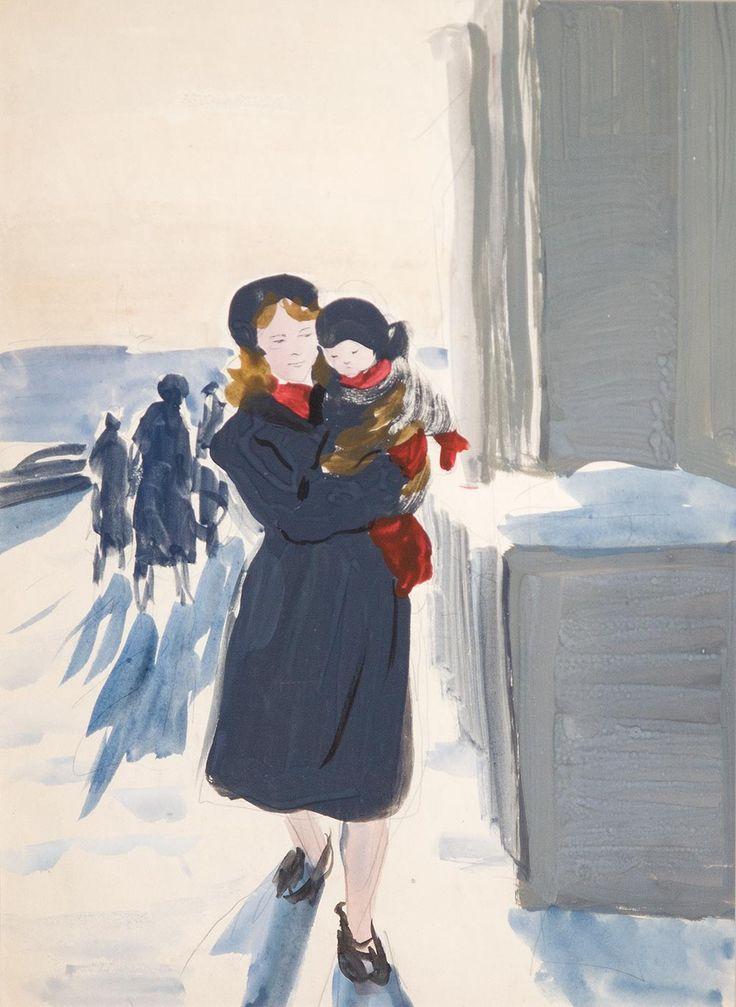 Пискарева A.Н.  —Ленинградская весна.  : 1960-е гг.