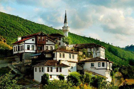 Tarakli houses, Sakarya, Turkey.   http://haber3.com/