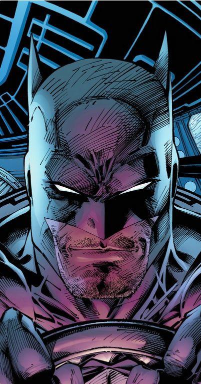 Batman by Jim Lee Meu favorito.