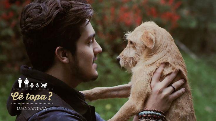 Adoro ele e amo tambem cachorros !!!