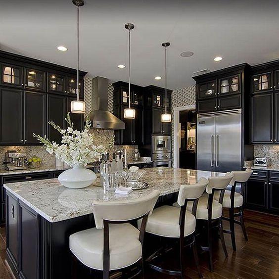 M s de 25 ideas incre bles sobre gabinetes de cocina for Cual es el estilo minimalista