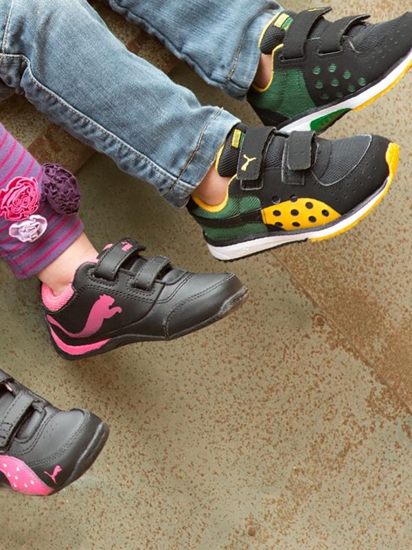 Catálogo Ruta Urbana Zapatillas / Zapatillas Puma niños y niñas