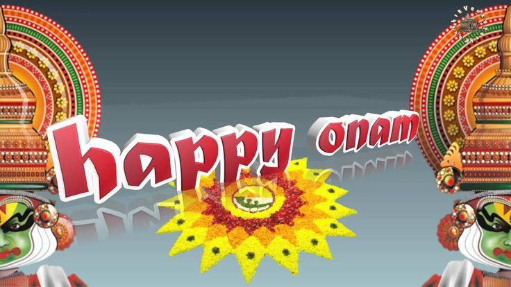 Happy Onam, Onam 2016,Wishes, Images, Greetings, Quotes, SMS, Animation,...